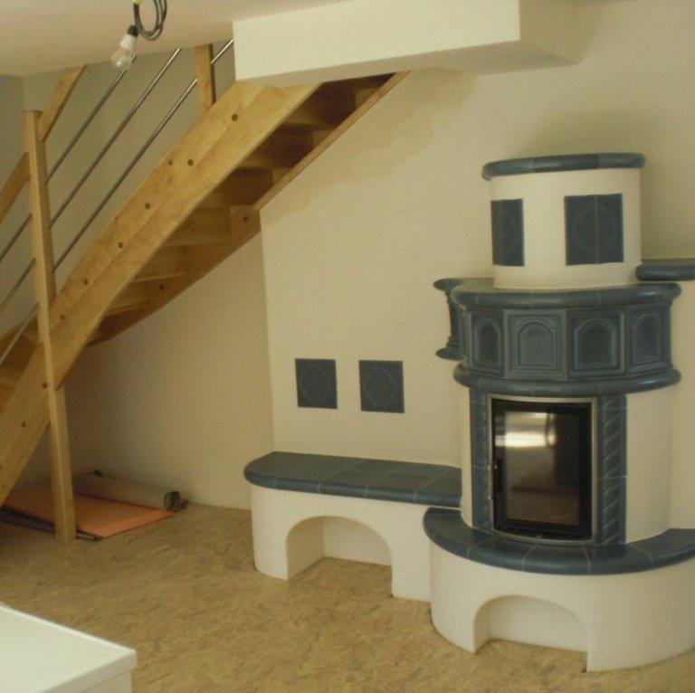 Rekonstrukce domu v Mnichovicích